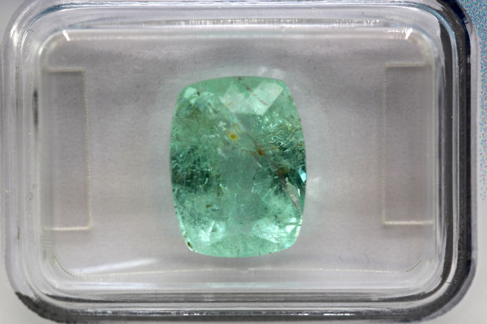 No Reserve Price - Paraiba Tourmaline - 3.66 ct
