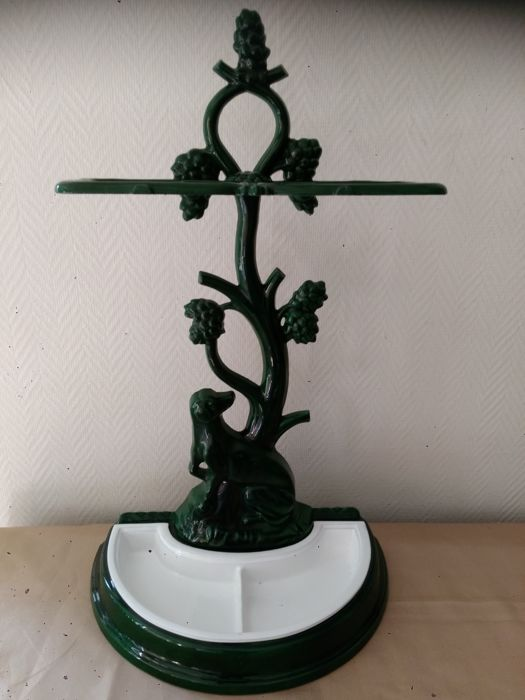 France & Son - umbrella holder vintaige (1) - Art Deco - Iron (cast/wrought)