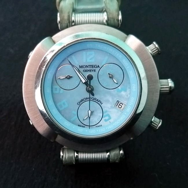 "Montega - ""NO RESERVE PRICE"" Amore - MC 02-367 - Mother of Pearl - Women - 2000-2010"