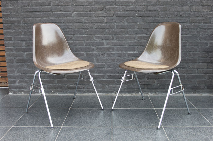 Charles Eames, Ray Eames - Herman Miller - Silla (2)