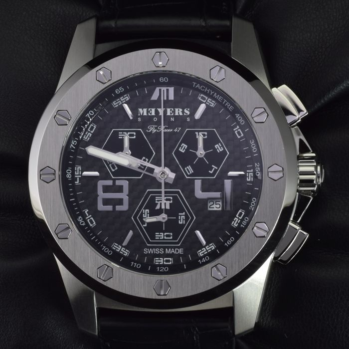 Meyers - Fly Racer 47 Chronograph - Hombre - 2011 - actualidad