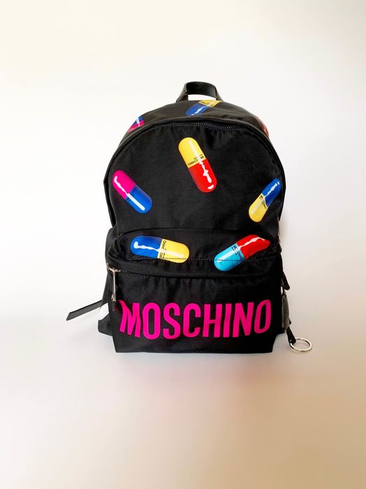 taille 40 07718 24f07 Moschino - Capsule Collection Sac à dos - Catawiki