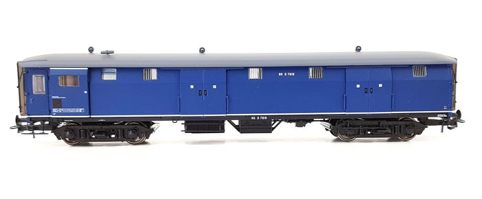 Artitec H0 - 20.246.04B - Freight carriage - Steel D - NS