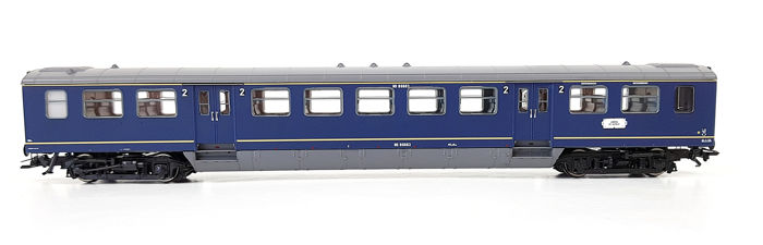 Artitec H0 - 20.150.08 - Passenger carriage - Second class Plan E coach - NS