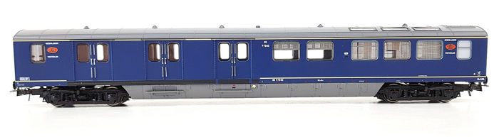 Artitec H0 - 20.153.03 - Passenger carriage - Post carriage - NS