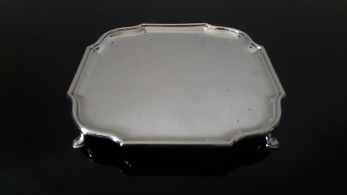 Bandeja - .925 prata - Asprey & Co Ltd, London - Inglaterra - 1913