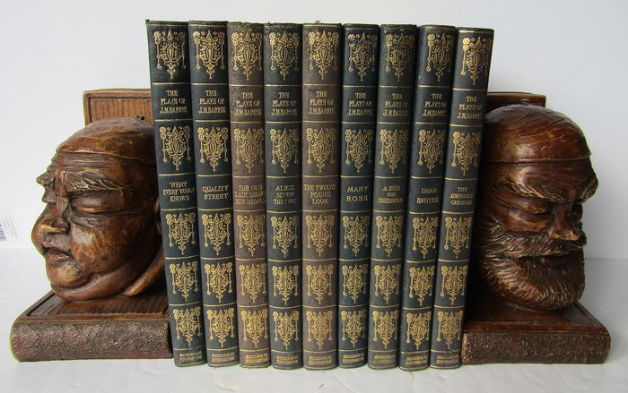 J. M. Barrie -  The Plays of J. M. Barrie  - 1926/1928