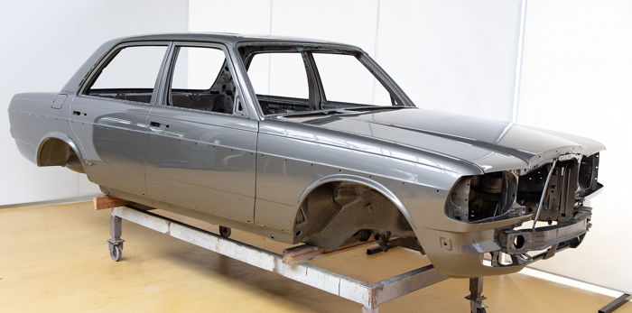Mercedes-Benz - W123 body - 1980