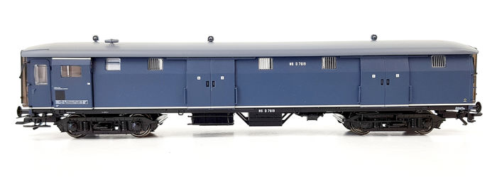 Artitec H0 - 20.246.02 - Freight carriage - Steel D - NS
