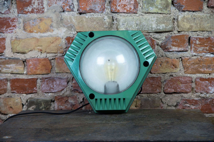 Unknown designer - Soviet Union Wall Lamp