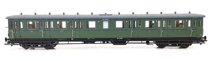 Artitec H0 - 20.254.04 - Passenger carriage - Coupé Carriage C12C - NS