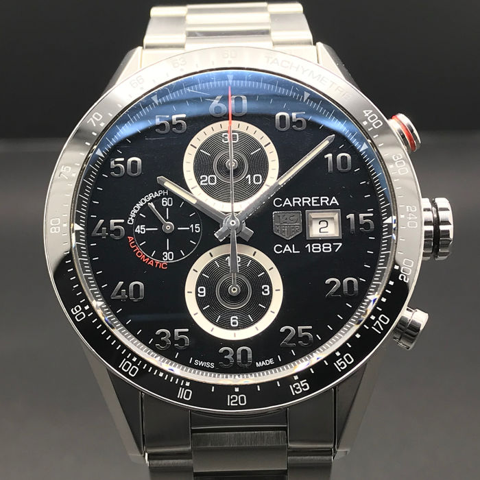 TAG Heuer - Carrera Chronographe  - CAR2A10-2 - 男士 - 2011至今