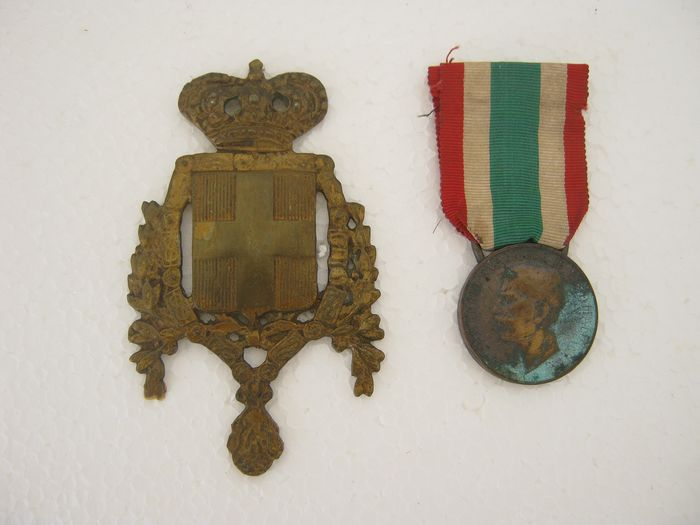 Italy - Badge, Medal - 1910