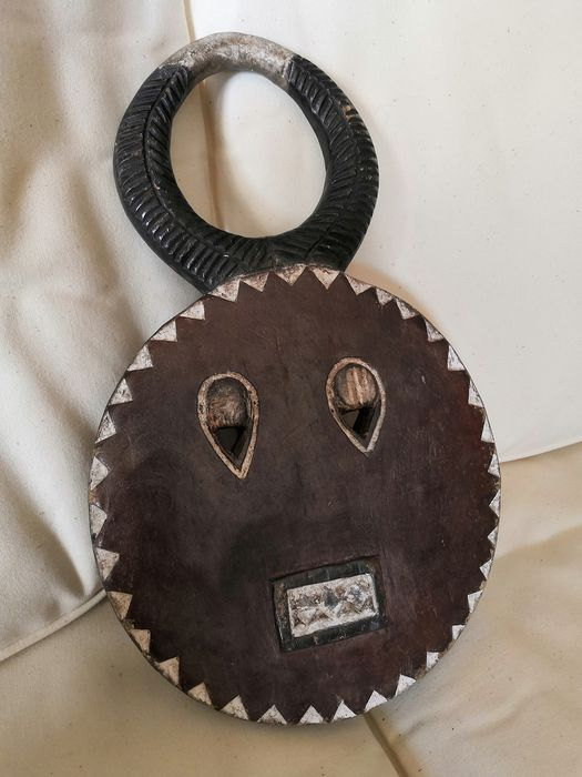 Mask - Wood - Burkina Faso