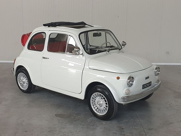 "Fiat - 500 F ""Abarth Evocation"" - 1968"