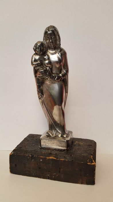 Sculpture - Renaissance - Bronze (gilt/silvered/patinated/cold painted), Silverplate