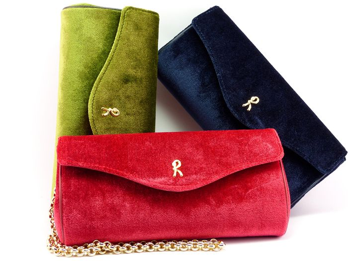 Roberta Di Camerino - Collection of Albanese Clutch bag
