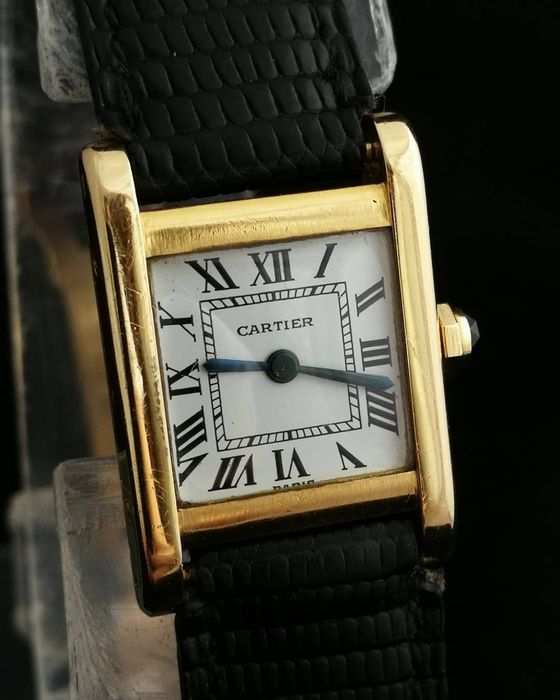 Cartier - Paris - Tank Normale - Mujer - 1950-1959