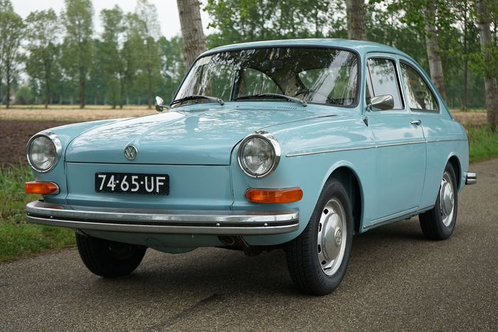 Volkswagen Type 3 1600 Fastback 1972 Catawiki