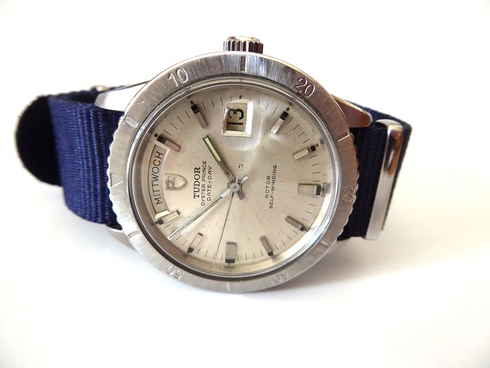 Tudor - Oyster Prince Date-Day - 7020 - Hombre - 1970-1979