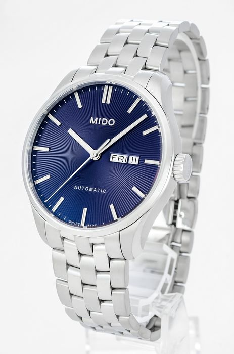 Mido - BELLUNA SUNRAY Men's blue dial - M024.630.11.041.00 - Heren - 2011-heden