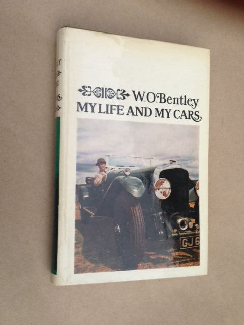Libros - Bentley - My life and my cars. - 1967