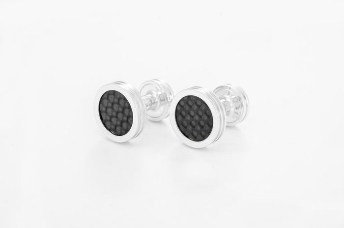 Tiffany & Co. Paloma Picasso Cuff Links Silver - Cuff Links