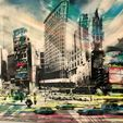 Modern & Contemporary Art Auction (Cityscapes & Traffic)