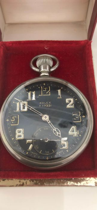 Rolex - pocket watch  - Herre - 1901-1949
