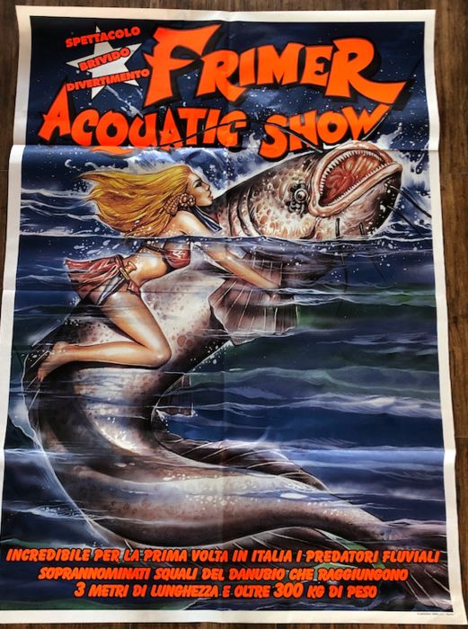Anonymous - Collectibles Circus - Frimer Acquatic Show - 1980s