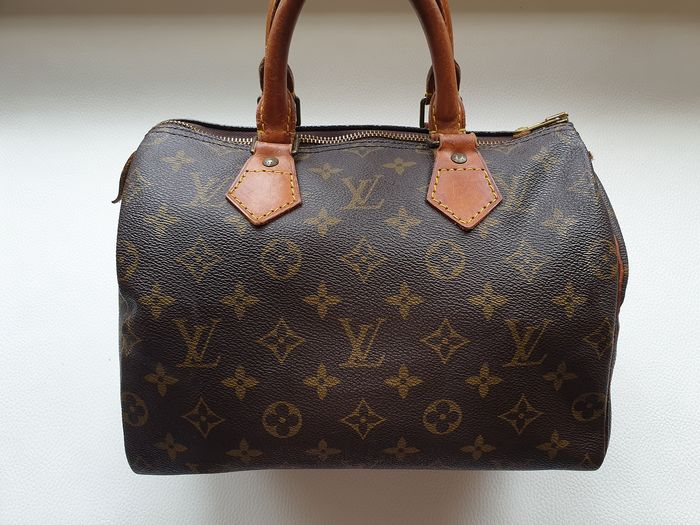 Louis Vuitton - Speedy 25 Bolso de mano