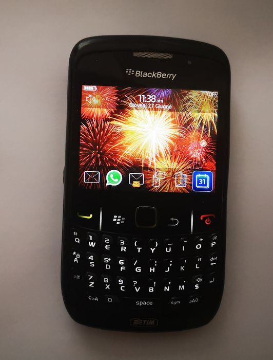 1 Blackberry CURVE 8520 - Smartphone (2) - Without original box