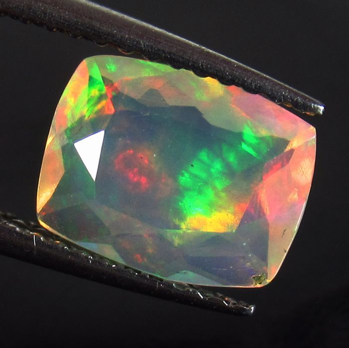 Faceted Opal - 1.20 ct
