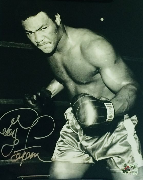 Boxing - George Foreman - Photograph