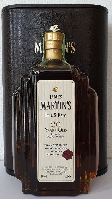 James Martin's 20 years old Fine & Rare - 0.7 Ltr