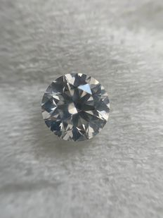 e0e2b20dbe9fd 1 pcs Diamant - 0.34 ct - Brillant - F - SI2 *** No