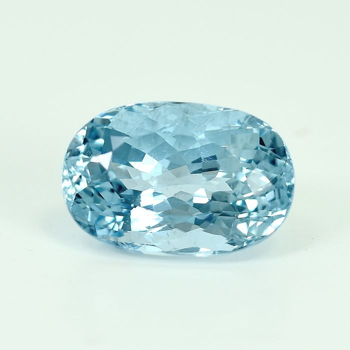 Aquamarine - 6.80 ct