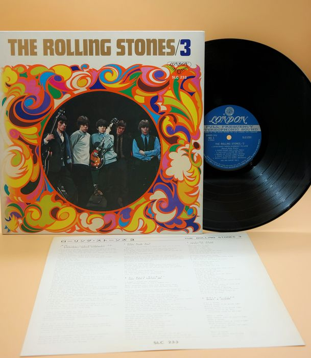 Rolling Stones - The Rolling Stones 3 / 50 years in Mint (Media) - LP Album  - 1969/1969 - Catawiki