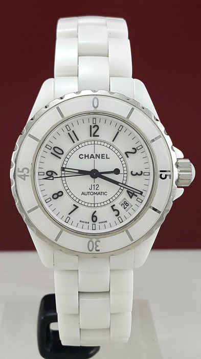 Chanel - J12 White - H0970 - Women - 2011-present