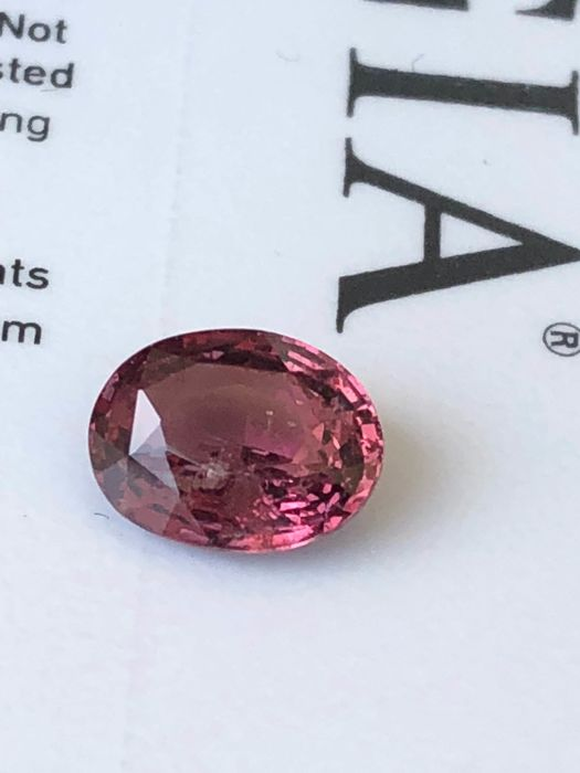 Ruby - 2.50 ct