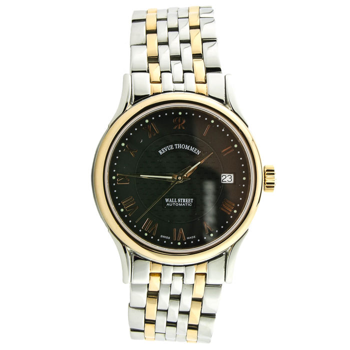Revue Thommen - 20002.2157 WALL STREET AUTOMATIC SWISS MADE - Uomo - 2011-presente