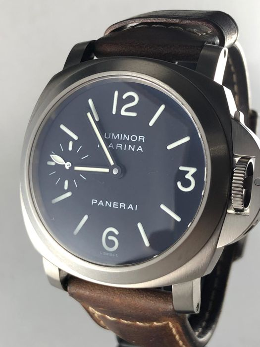 Panerai - Luminor Marina Limited Titanium - PAM177 - Men - 2000-2010