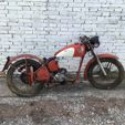 Motorcycle Auction (Barn Finds)