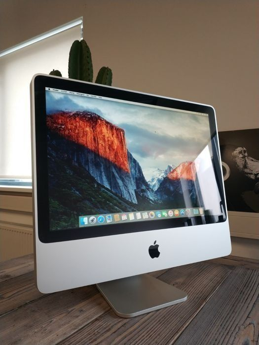 "Apple iMac 20"", 2.4GHz, 4GB RAM, 250GB SSD, ATI HD2400 - Escritorio"