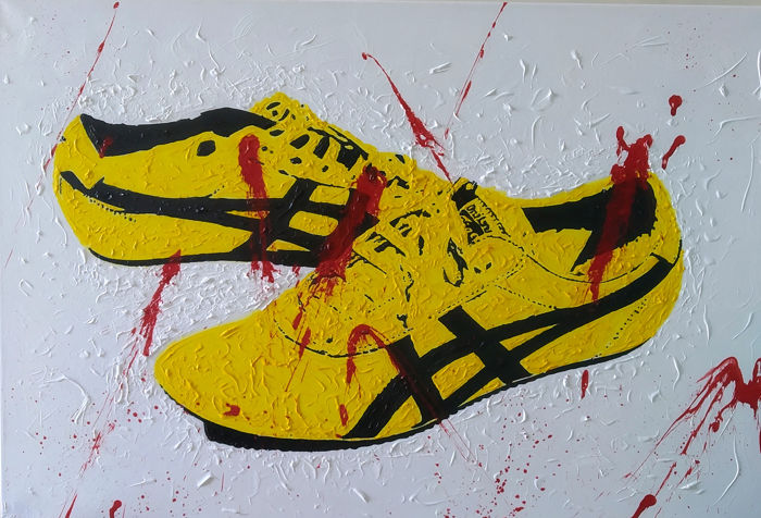 Sidney Perrier - Kill Bill Onitsuka Tiger -Sneakers of my life nº3