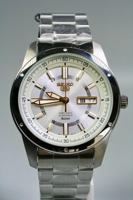 Seiko - Automatic 21 Jewels - New No Reserve Price - Men - 2011-present