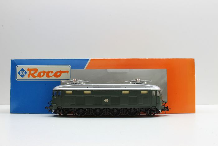 Roco H0 - 43616 - Electric locomotive - Series 1000 - NS
