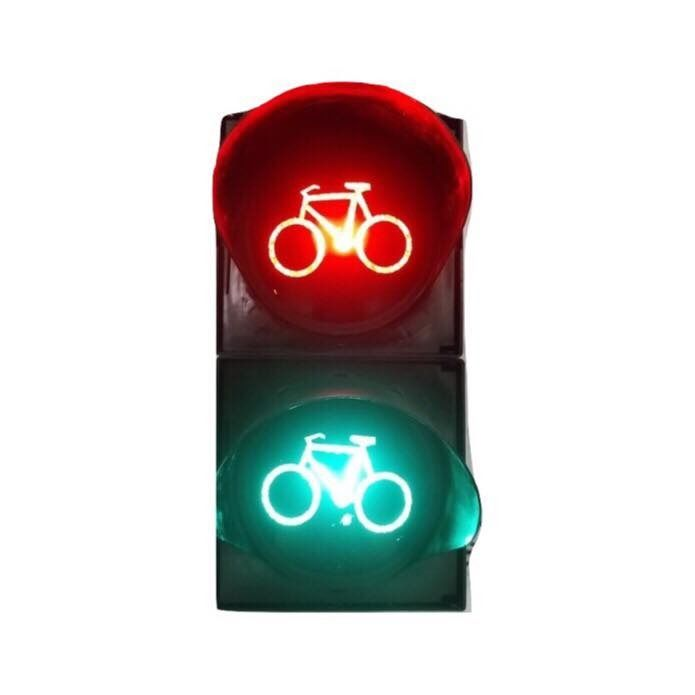 Lamp - Original Bicycle Traffic Signals by Siemens - 1995-2005