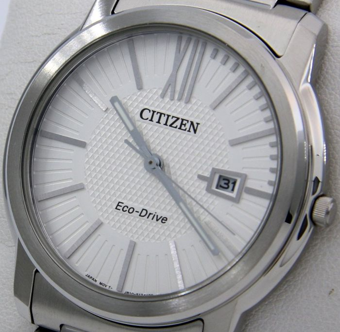 "Citizen - Eco Drive Elegant White Dial  - ""NO RESERVE PRICE"" - Άνδρες - 2011-σήμερα"