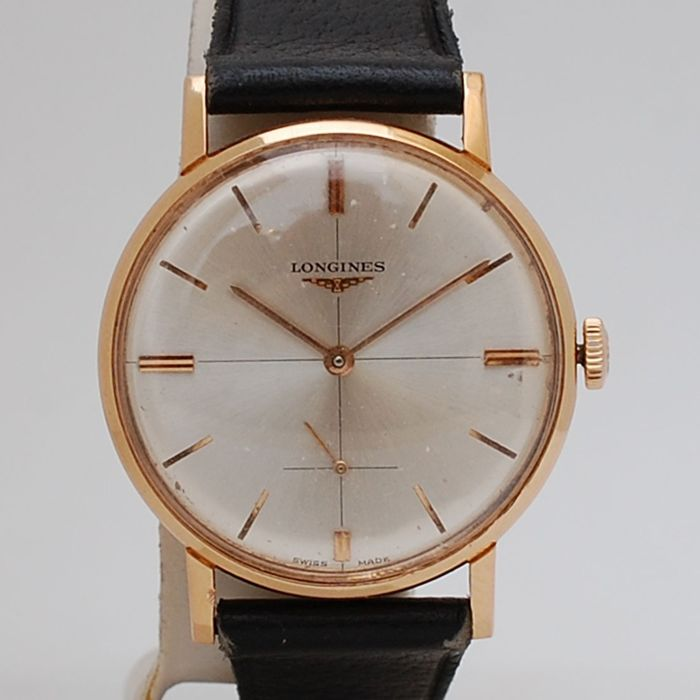 Longines - Dress Watch - 4763 - Heren - 1950-1959